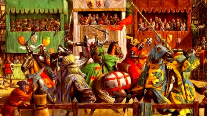 Histoire du droit au Moyen-age